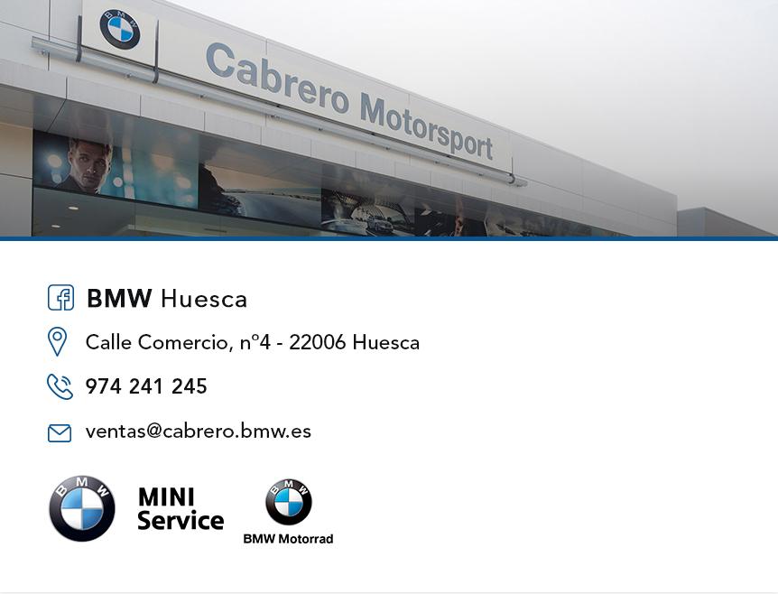BMW Huesca