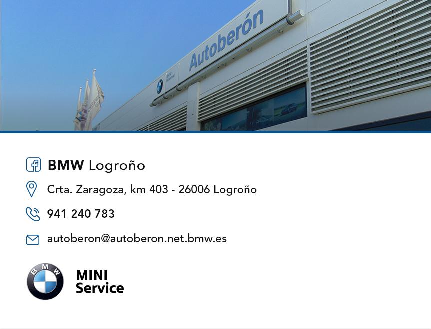 BMW Logroño