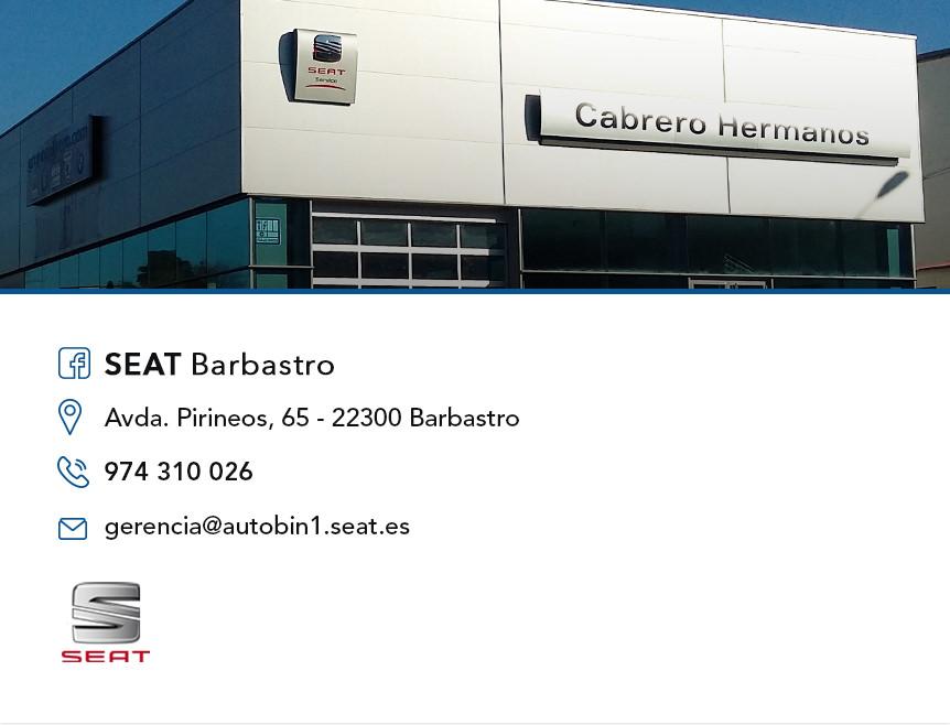 SEAT Barbastro